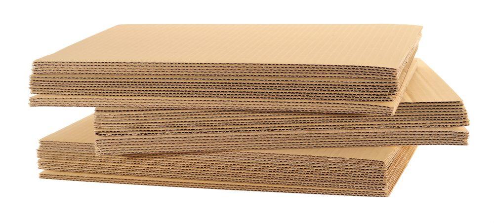 L mina de cart n corrugada 23 e citipack laminas de for Laminas de carton